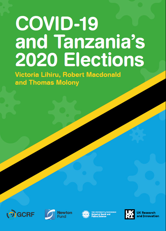COVID-19 and Tanzania's 2020 Elections